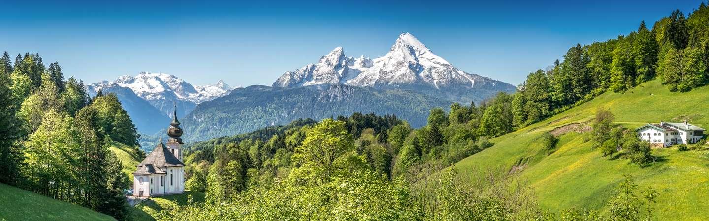 Reiseziel Bayern Oberbayern